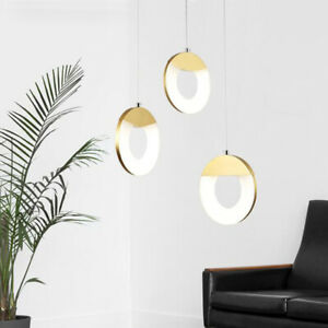 LED Pendant Light Chandeliers Lamp Hanging Ceiling Fixture Surface Mount Canteen