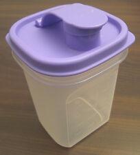 Tupperware Mess & Go Erfrischer Kännchen 350 ml Lila Violett / Klar  Neu OVP
