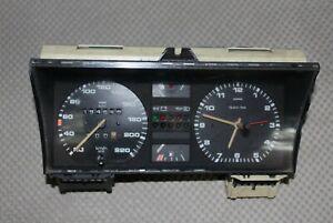 VW Volkswagen Santana GX Gasoline Engine Instrument Cluster Speedometer & Clock