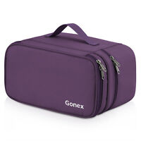 Gonex Underwear Organizer Storage Bag Travel Luggage Bra Lingerie Pouch 6 Colors
