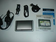 Garmin nuvi 1300LMT Automotive GPS Receiver free lifetime maps updates & traffic