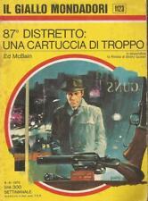 il giallo 1395 Ed McBain - Le delusioni di Benjamin Smoke 1975 Mondadori