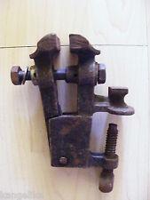 Schraubstock--Metall--Schlosser--Altes Stück---Sammler-