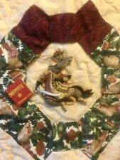 New Midwest Of Cannon Falls, Nutcracker Ballet Rat King Ornament w/ tag