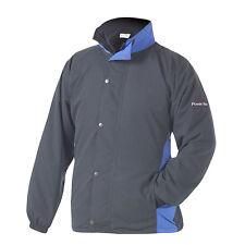 POWERBILT NIMBUS Men's Golf Waterproof Jacket Black  - Stay Dry Play Well!