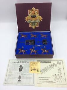 William Britain Limited Edition Royal Horse Artillery Gun and Limber 8825