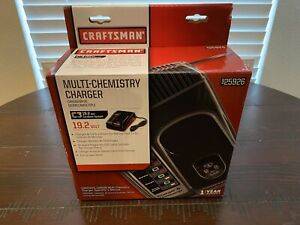 CRAFTSMAN - MULTI-CHEMISTRY CHARGER - 925926 - 25926 - RARE