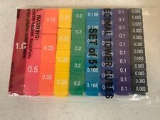 51 Learning Resources Tower Lot: Decimal Cubes (LER 2511)