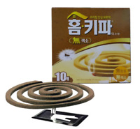 Henkel HOME KEEPER Mosquito Insect Repellent Coil 10pcs Indoor & Outdoor Camping