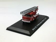 De Agostini Fire Engines Metz DL 18 Mercedes-Benz L 319 1/72