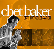 CD Chet Baker Cumpleaños Celebration 2CDs
