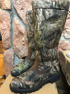 Rocky Low Country Men's 11 Wide Waterproof Side Zip Snake Boot RKS0232