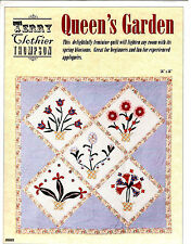 Queen's Gardens ~ Quilt Quilting Pattern ~ by Peace Creek Pattern Co. 00009
