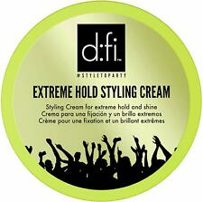 D:Fi 150 g Extreme Hold Styling Hair Cream FREE UK P&P
