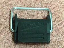 New Latch Clamp / Clip ~ Milwaukee Power Tools Hard Plastic Storage Case / Box