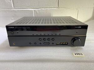 Yamaha RX-V467 Natural Sound AV Receiver Amplifier Amp HDMI, Black, #2903