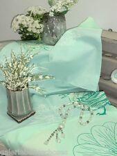 Schöner Tischläufer Primavera Estate Tischdecke Landhaus Frühling Blumen Country
