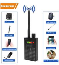 Anti Spy Detector G318 GPS Tracker Detector for Car Wireless Hidden Camera & Bug