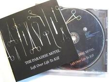 """PARADISE MOTEL """"LEFT OVER LIFE TO KILL"""" - CD"""