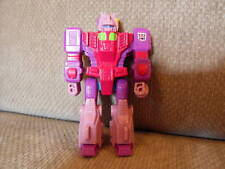 1990 TRANSFORMERS G1 ACTION MASTERS ELITE TURBO MASTER