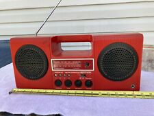 Realistic Portiplay Am-Fm Stereo 8 Track Player - Everything Works