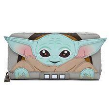 Loungefly STAR WARS Mandalorian Baby Yoda The Child Wallet!!!