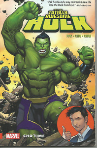 Totally Awesome Hulk 1 by Greg Pak, Frank Cho & Mike Choi (Paperback, 2016)