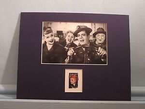 I Love Lucy with Desi Arnaz and the Lucille Ball Stamp