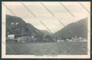 Verbania Cannobio cartolina ZQ8211