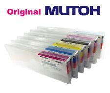 6 inchiostro originale Mutoh Valuejet 1304 1324 1614 1624 1638 ECO SOLVENTE Ultra Ink