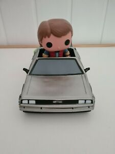 Funko Pop! Vinyl Back To The Future Time Machine #02 Vaulted