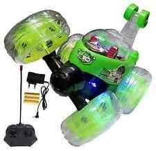 Ben 10 Character 360 Degree Movable Remote Control Stunt Car Rechargeable Big
