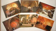 Set of 6 Postcards – Champagne Mercier, Epernay - Unused