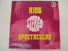 KING STEREO SPECTACULAR - NUDE - JAPANESE ALBUM _ LP