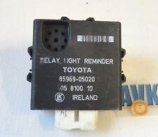 Steuergerät Lichtrelais  Licht Relais, Toyota Carina E T19, 85969-05020