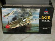 Accurate Miniatures 1/48 Scale A-36 Apache