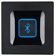 Logitech Bluetooth Receiver/Bluetooth Audio Adapter Black