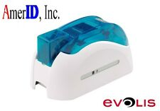 Evolis Dualys 3 Dual Side ID Card Printer 90-Day Warranty & Tech Support