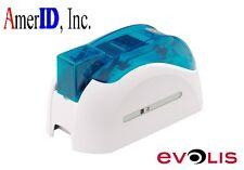 Evolis Dualys 3 Dual Side ID Card Printer 90-Day Warranty & Tech Support