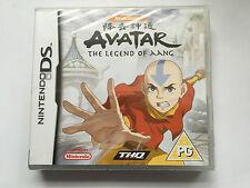 Avatar: la légende de Aang pour Nintendo DS & 2DS (neuf et scellé)