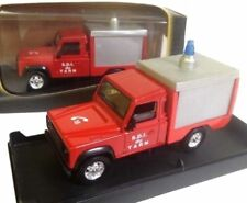 Firefighters Land Rover Fire 1:43 Diecast model car Verem firemen