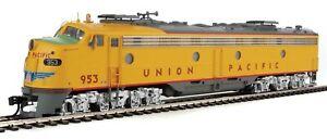 Walthers Proto Union Pacific (UP) E9A-B Set, DCC Ready, 953A-B, 920-49377