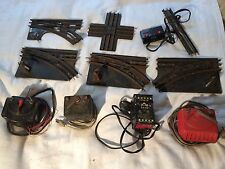 LOT of LIONEL Train Transformers Power Supplies  Switchers Etc..