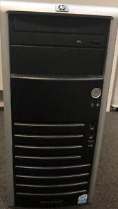 HP ProLiant ML110 Xeon 3040 1.8GHz, 1GB RAM, 2x 80GB SATA HDD, Win Server 2003 R