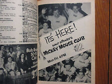 Ma-1975 TV Guide(MICKEY MOUSE CLUB/DAVID McCALLUM/THE INVISIBLE MAN/CHAD EVERETT