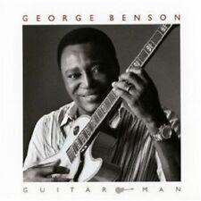 GEORGE BENSON - GUITAR MAN CD+++++++++++12 TITRES NEUF