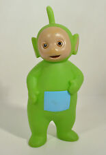 "RARE 1998 Green Dipsy 6.25"" Hasbro PVC Action Figure Teletubbies"