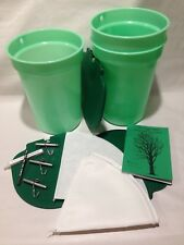Premium Maple Syrup Kit - 3 Buckets w/Lids, etc. *Free Shipping* Sap Collecting