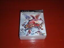 Street Fighter X Tekken -- Special Edition (Sony PlayStation 3, 2012) -New