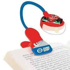 Disney Cars Francesco Booklight 100% Official Product